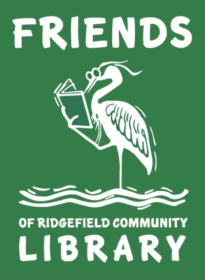 Friends of Ridgefield Community Library Logo