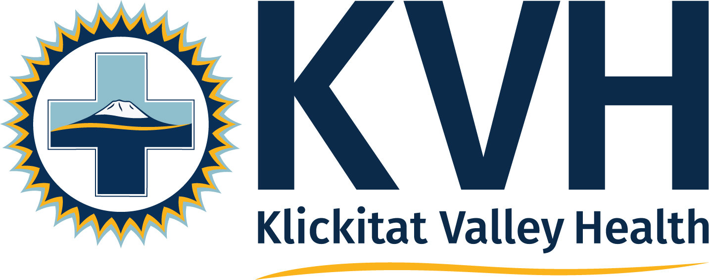 Klickitat Valley Health Logo