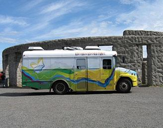 Goldendale/Klickitat Bookmobile