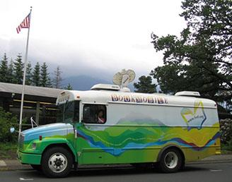 Skamania/Klickitat Bookmobile