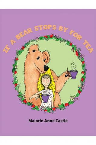 Book Cover - If a Bear Stops by for Tea